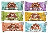 Cookie Variety Pack by Ona, Gluten Free, Grain Free, Dairy Free, Honey Sweetened Healthy Treats (12 Pack)