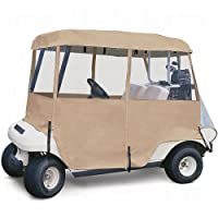 Classic Electric Cart Covers Deluxe 4-Sided