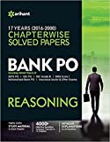 Bank PO Reasoning Chapterwise Solved Papers Paperback – 2017