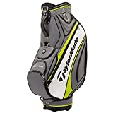 TaylorMade Players Tour Staff Bag 2017 Gray/White/Green