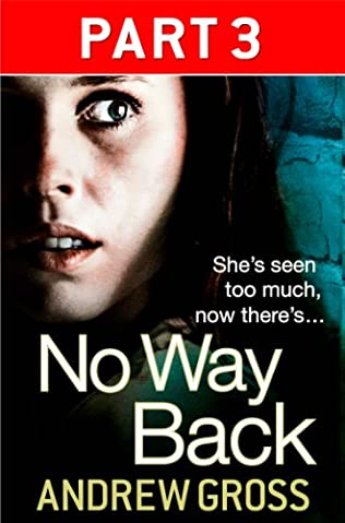 book cover of No Way Back Part 3 of 3
