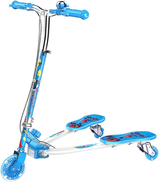 Details about  /Kids Scooter Deluxe for Age 3-8 Adjustable Kick Scooters Girls Boys 2  B s h 76