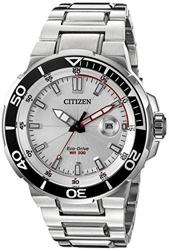 Citizen AW1420 55A Endeavor Display Japanese