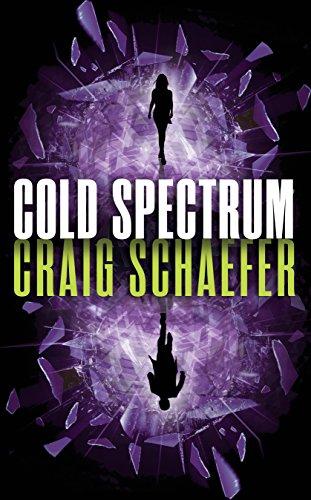 Cold Spectrum (Harmony Black Book 4)