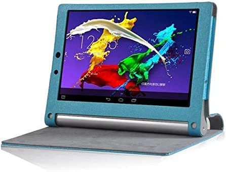 Amazon.com: BestSelect for Yoga Tablet 2 1050F Ultra Thin PU ...