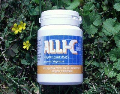 ALLI-C allicine avec la vitamine C