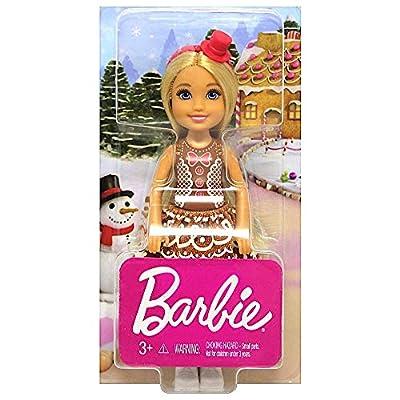 Chelsea Dolls Barbie Christmas in Gingerbread Dress: Everything Else
