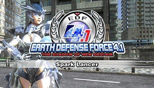 EARTH DEFENSE FORCE 4.1(地球防衛軍4.1) DLC Spark Lancer[オンラインコード]