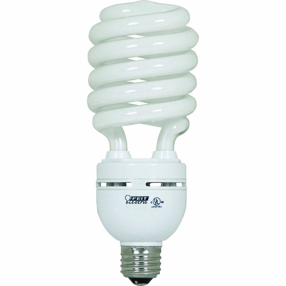 Feit Electric - High Lumen (2800) Twist CFL 150W Equivalent Natural Daylight 6500K Light Bulb (ESL40TN/D)
