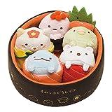 Sumikko Gurashi Plush Sushi Toy(Japan Imported)
