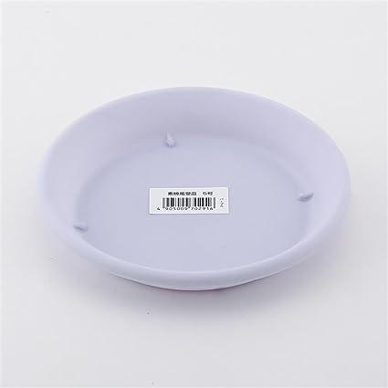LILSN- Bandeja de agua chasis de la bandeja de color mate móvil bandeja de plástico