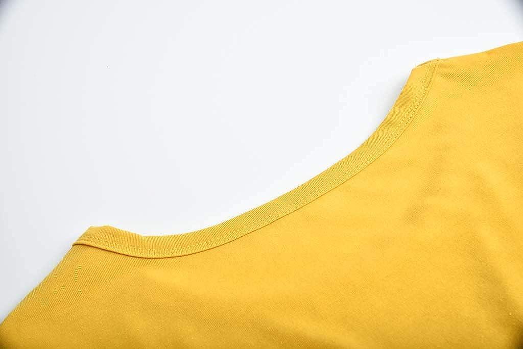 URSING Umstandsshirt Gestreift Damen Langarm Rundhals Stillshirt Herbst Umstandstop Mutterschafts Shirt Umstandsmode
