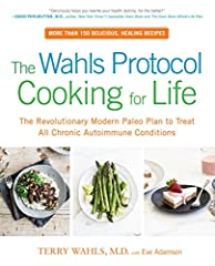 The cookbook companion to the groundbreaking The Wahls Protocol, featuring delicious, nutritionally dense recipes tailored to each level of the Wahls Paleo Diet.The Wahls Protocol has become a sensation, transforming the lives of people who s...