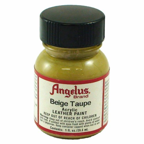 Angelus Beige Taupe Acrylic Leather Paint