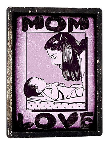 NEW MOM metal sign Baby nursery Wall Decor art baby shower great gift wall decor art 702