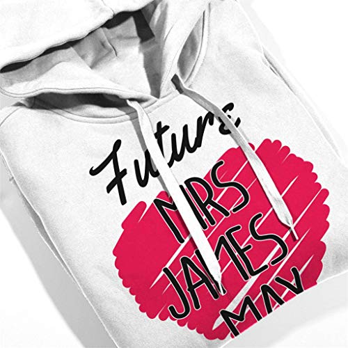 James Sweatshirt White May Future Coto7 Hooded Mrs Women's FH7EwA8x