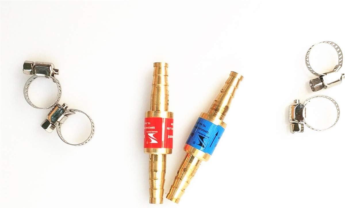 Dispositifs antiretour de flamme Clapet de s/écurit/é pour r/éservoirs /à oxyg/ène ac/étyl/ène et carburant