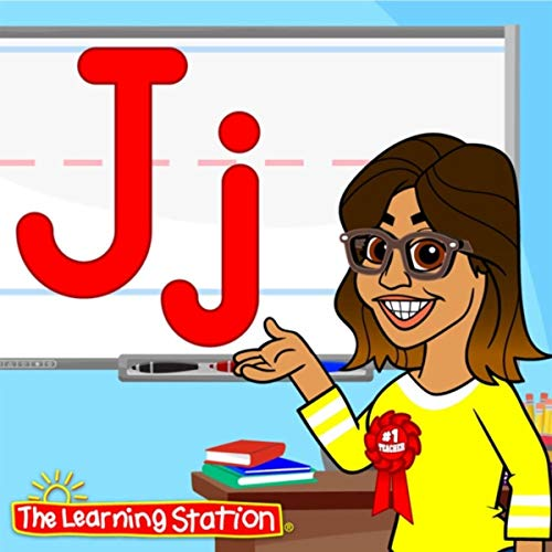 Letter J By The Learning Station On Amazon Music Amazon Com