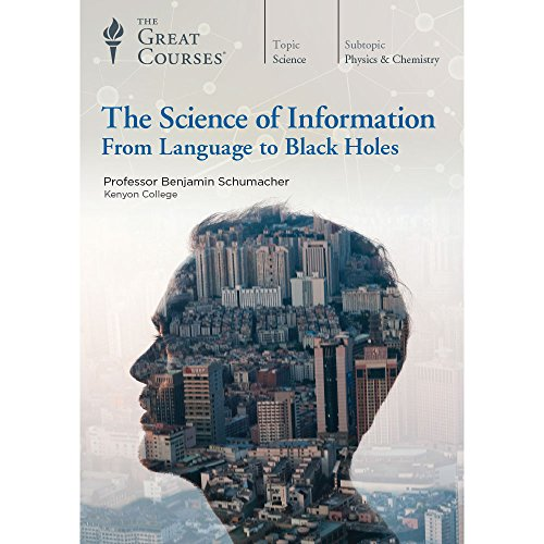 Information Dvd - The Science of Information: From Language to Black Holes