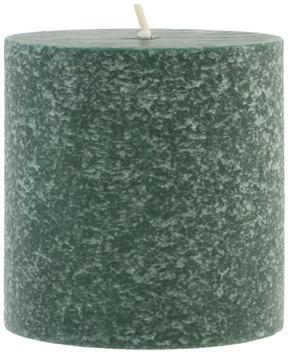 Bayberry Candle (Root Scented Timberline Pillar Candle, 3-Inch by 3-Inch Tall, Bayberry)