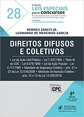 db3963c1386 Direitos difusos e coletivos  Amazon.co.uk  Hermes Zaneti Jr.   9788544211991  Books