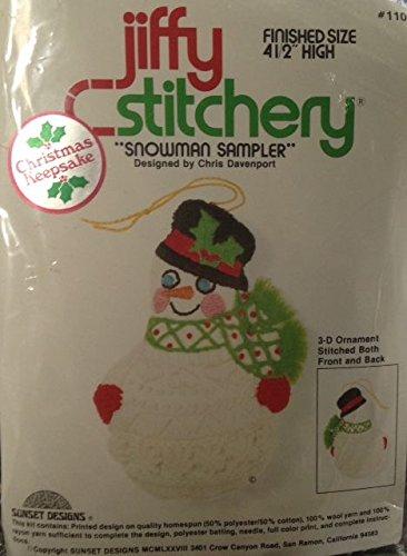 (Jiffy Stitchery