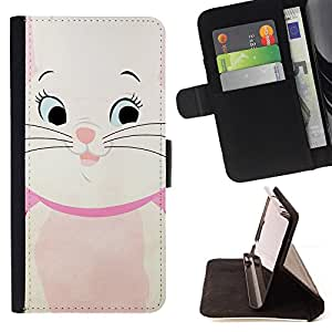 For Lumia 530 Cute Kitten Cat Drawing Kids Children'S Style PU Leather Case Wallet Flip Stand Flap Closure Cover