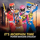 Disguise Power Rangers Dino Charge Beast Saber