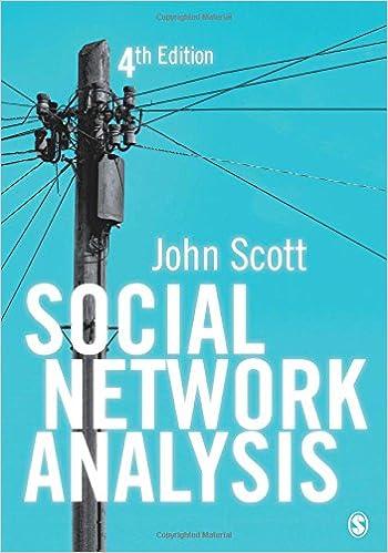 Social network analysis john scott 9781473952126 amazon books fandeluxe Image collections