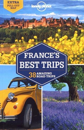 Lonely Planet Frances Trips Travel