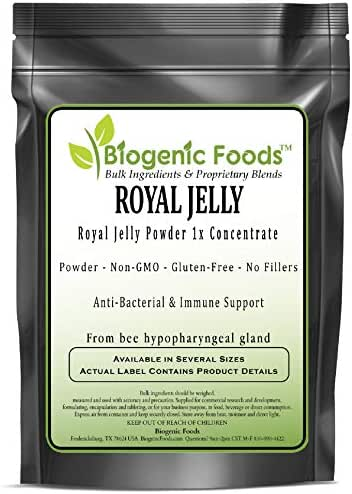 Royal Jelly - Royal Jelly Powder 1x Concentrate - from bee hypopharyngeal Gland, 25 kg