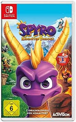 Spyro Reignited Trilogy - [Nintendo Switch] [Importacion Alemania]: Amazon.es: Videojuegos