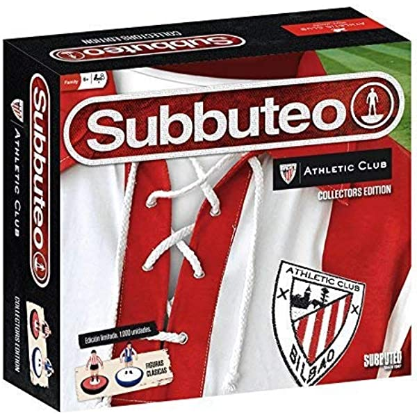 ELEVEN FORCE Subbuteo Playset Athletic Club Ed. Colecc. (63843 ...