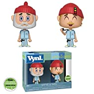 The Life Aquatic with Steve Zissou Steve and Ned VYNL Figure 2-Pack - 2018 Convention Exclusive