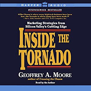 Inside the Tornado Audiobook