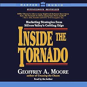 Inside the Tornado Audiobook