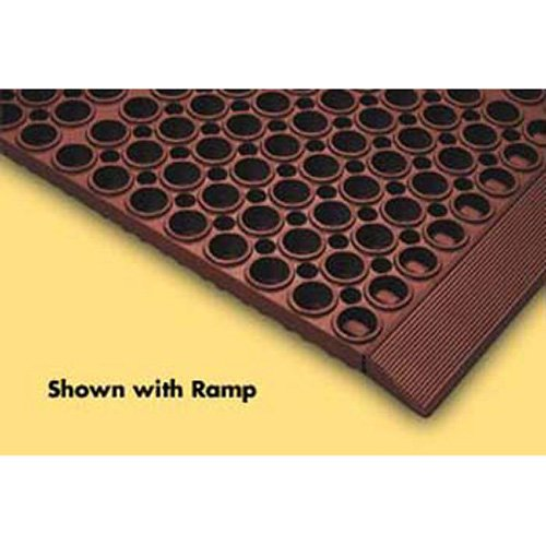 able Ramp Corner Piece for Star Grease Proof Mats ()