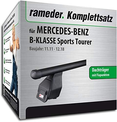 Rameder Komplettsatz Dachträger Tema Für Mercedes Benz B Klasse Sports Tourer 118876 09769 1 Auto