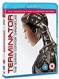 Terminator: Sarah Connor Chronicles-Series 1&2 [Blu-ray]