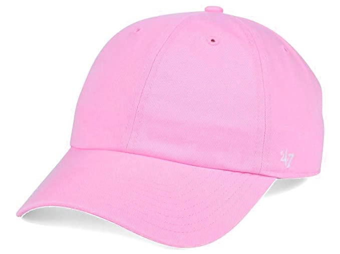 88074a207937f4 Forty-Seven 47 Brand Clean Up Blank Dad Hat - One Size at Amazon Men's  Clothing store: