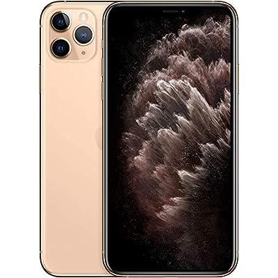 Apple iPhone 11 Pro Max, 64GB, Gold – Fully Unlocked (Renewed)