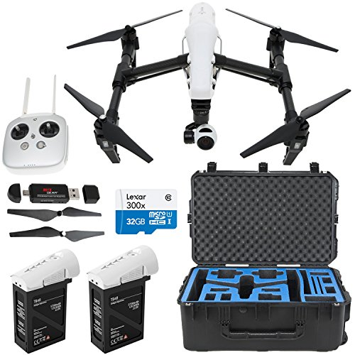 DJI Inspire 1 Quadcopter T600 4k Video Camera with Controlle