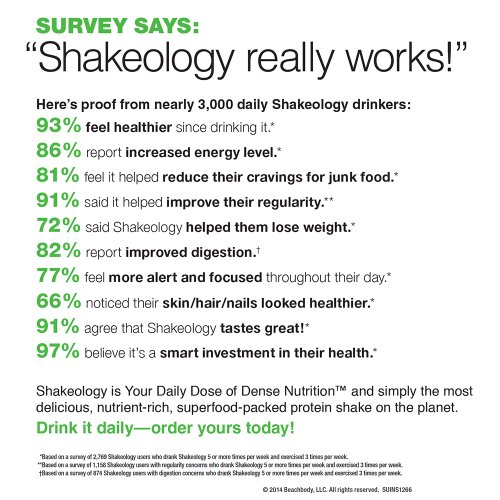 Shakeology Strawberry 30 Servings (bulk) in a BAG by Shakeology (Image #2)