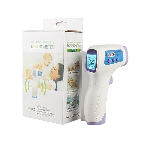 Ber/ührungsloser Infrarotelektronikthermometer-Thermometer-Temperatur-Gewehr-Baby-Thermometer Kinderthermometer