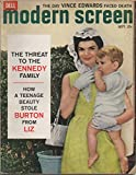 img - for Modern Screen: America's Greatest Movie Magazine, vol. 56, no. 48 (September 1962): Jacqueline Kennedy cover; Marilyn Monroe's Crisis; Elizabeth Taylor/Richard Burton; Shirley MacLaine; Troy Donahue book / textbook / text book