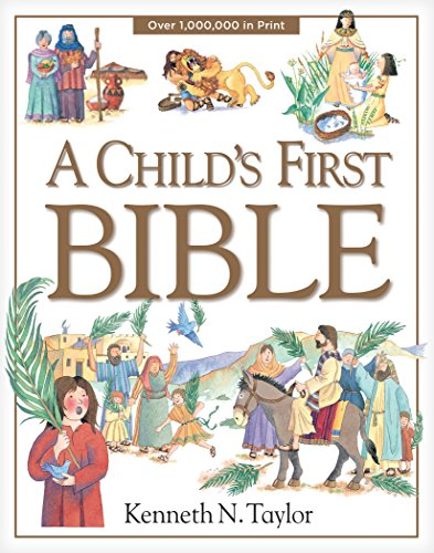 Bible Story Books (A Child's First Bible)
