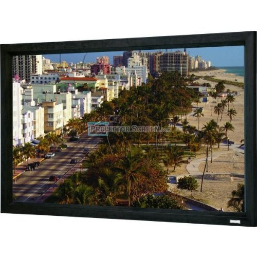 - Cinema Contour Fixed Frame Projection Screen Viewing Area: 120