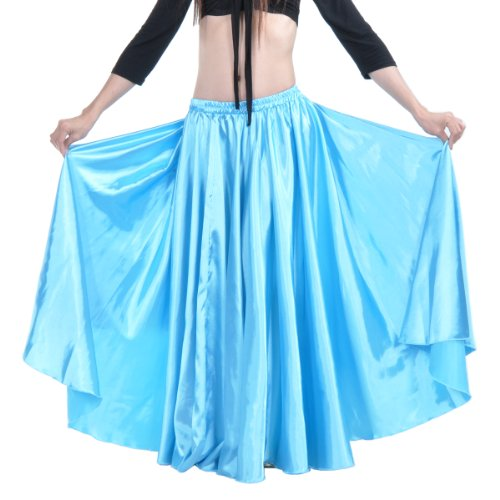 Tribal Belly Dance Costumes Diy (High-end Professional Belly Dance Skirt Swing Expansion Halloween Party Costume)