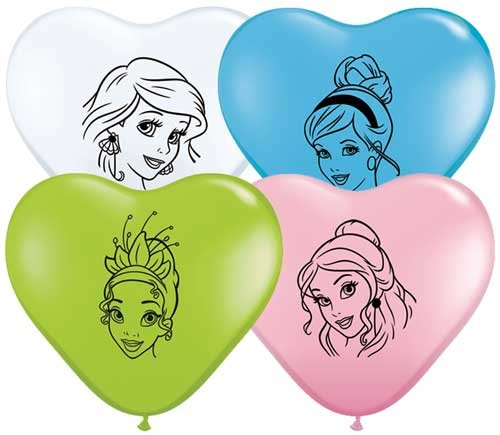 Princess Face - Single Source Party Supplies 6