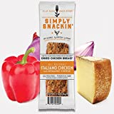 Simply Snackin - ITALIANO Chicken Breast with romano cheese 20 Snacks